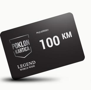 Poklon kartica 100 KM!