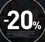 -20% popusta na novu kolekciju