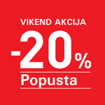 Vikend akcija – Legend in the City