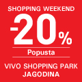 SHOPPING WEEKEND VIVO SHOPPING PARK