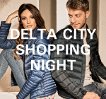 DELTA CITY SHOPPING NIGHT & 20%
