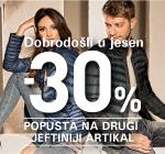 DOBRODOŠLI U JESEN & lww 30%