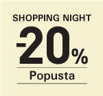 Shopping Night Pančevo 20%