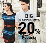 Big shopping days -20% popusta