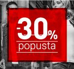 Uštedite -30% na deo nove kolekcije