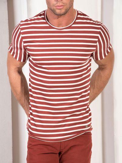 Mornarska crvena majica