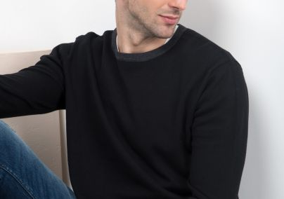 Džemper sa ranflom