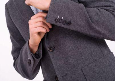Muški sivi sako
