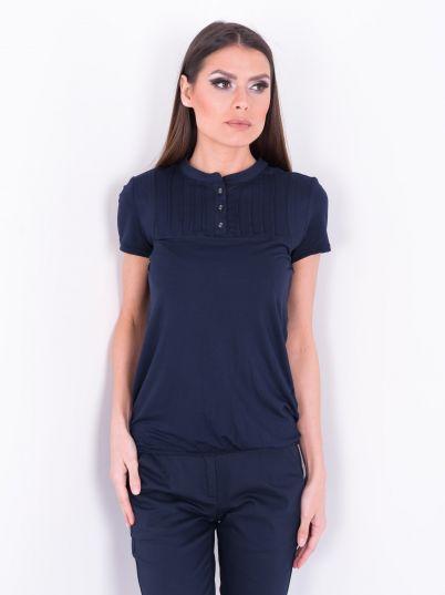 Ženska majica sa dugmićima