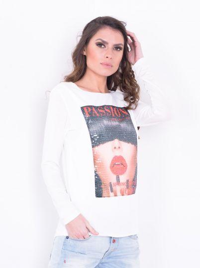 Trendi ženska majica