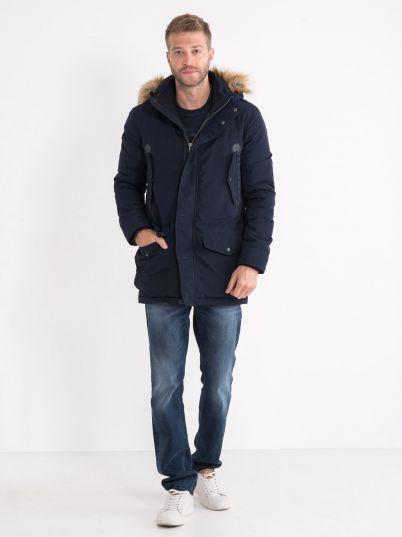 Muška jakna sa kapuljačom