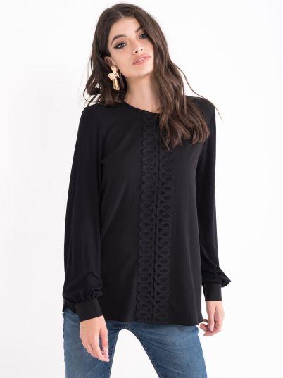 Elegantna bluza ležernog kroja