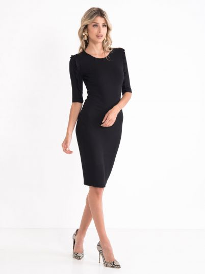 Vanvremenska crna haljina