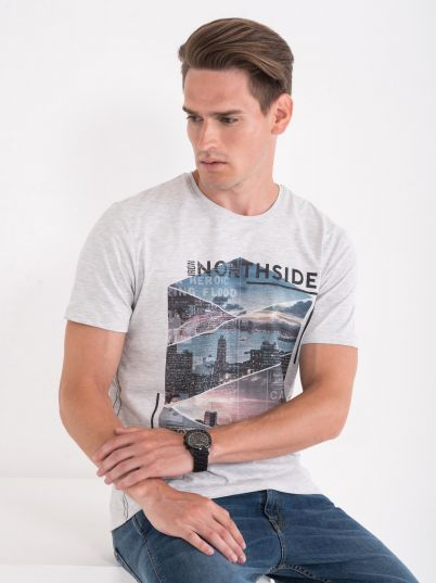 Majica sa slikom Northside