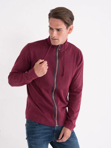 Džemper na raskopčavanje