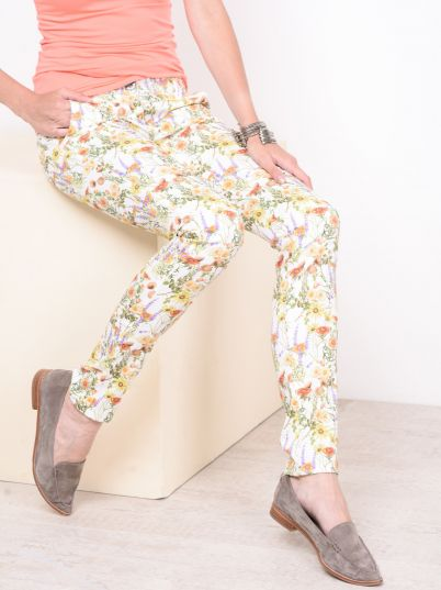 Cvijetne pantalone