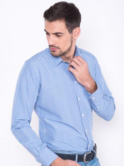 Svetlo plava košulja