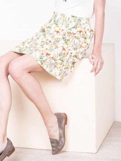 Cvijetna suknja