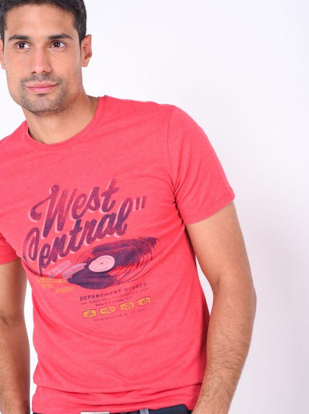 Majica atraktivne boje