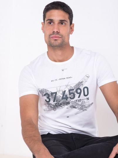 Majica sa brojevima