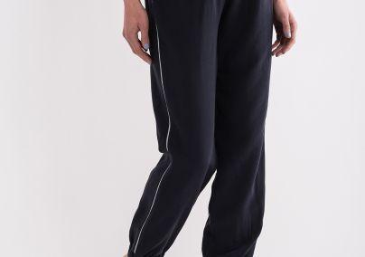 Ležerne pantalone sa ranflom