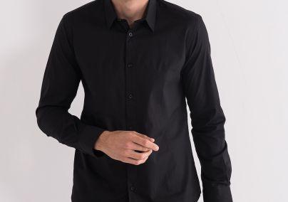 Basic košulja crna