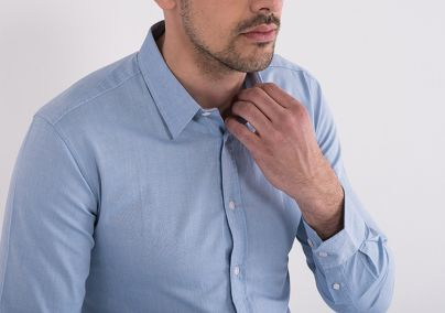 Basic košulja plava