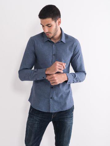 Plava klasična košulja