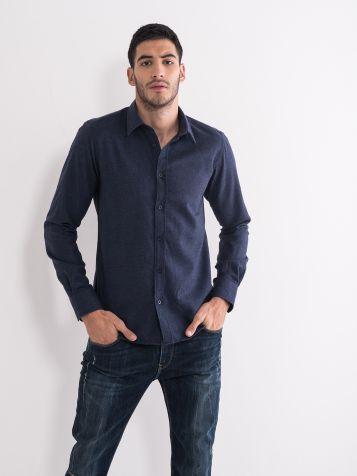 Teget klasična košulja