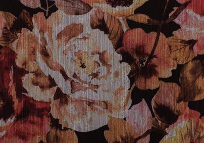 Cvetna bluza sa zvono rukavima