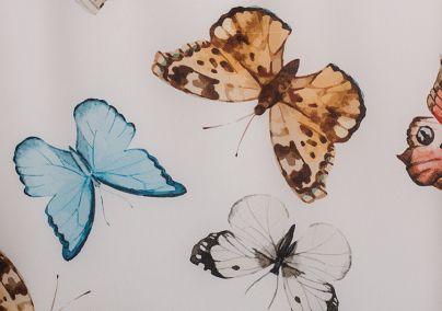 Bluza sa leptirićima