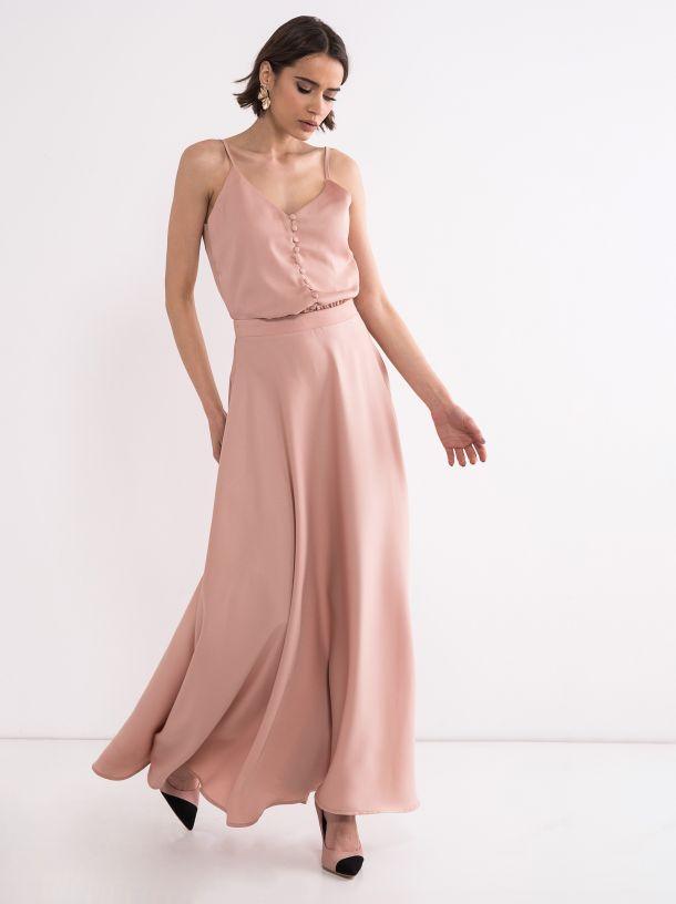 Duga romantična haljina