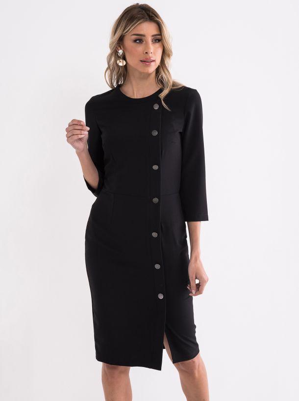 Elegantna haljina sa drikerima