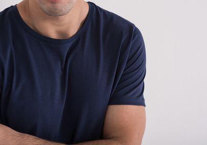 Basic majica plava