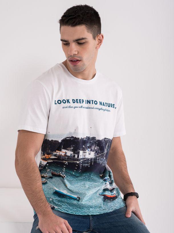 Majica sa 3D printom