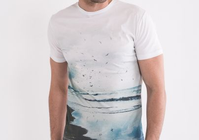 Majica sa štampom