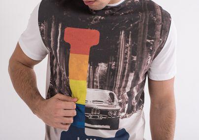 Majica sa digitalnom štampom