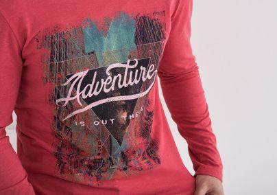 Majica adventure