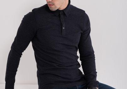 Polo majica dugih rukava