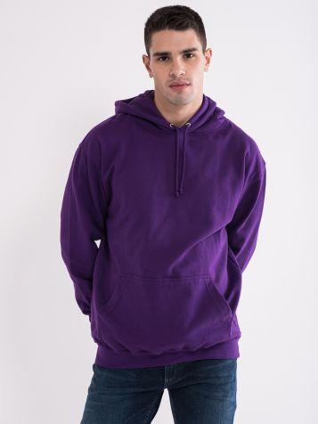 Moški kapucar vijolične barve