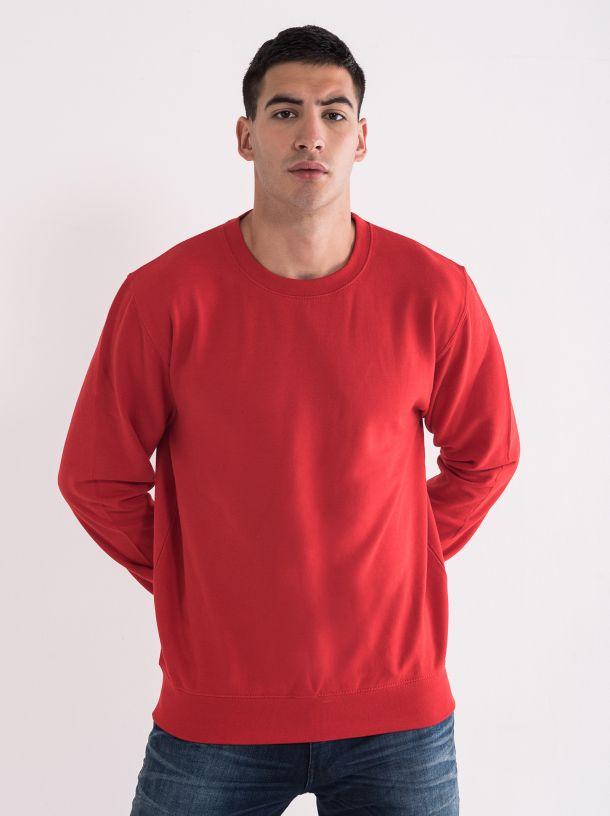Muški basic duks crveni