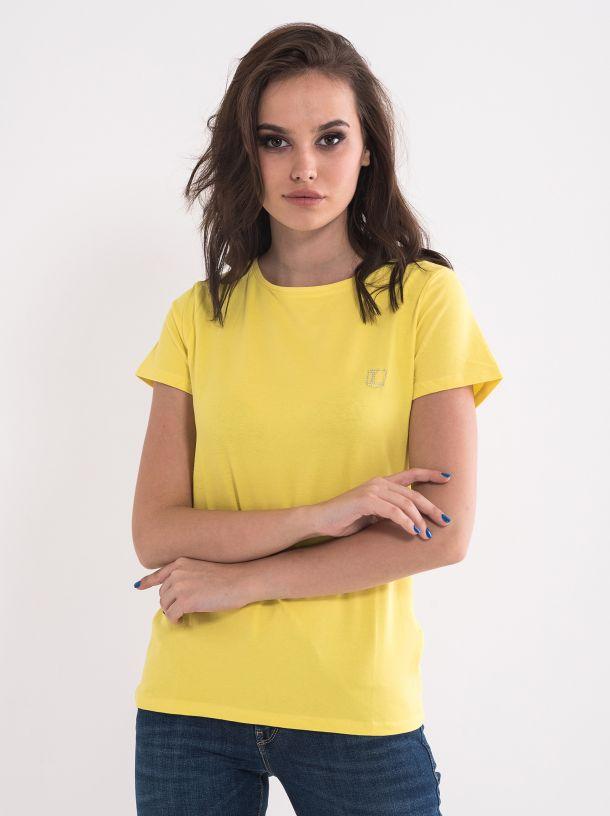 Basic majica žuta