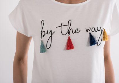Majica sa kićankama