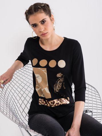 Ženska majica sa šarama