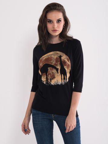 Majica sa žirafama