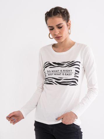 Majica sa porukom
