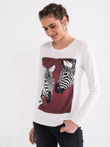 Majica sa zebrama