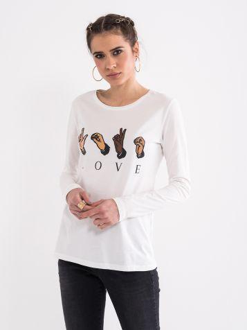 Majica LOVE