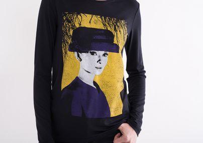 Majica Odri Hepbern