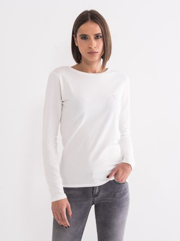 Bijela basic majica